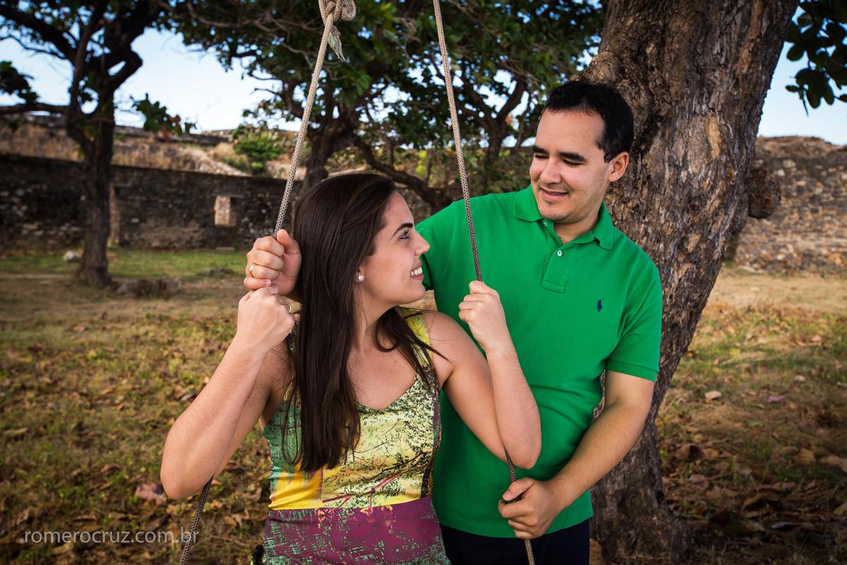 Ensaio fotográfico no Forte dos Remédios em Fernando de Noronha-PE Pela lente do fotógrafo Romero Cruz