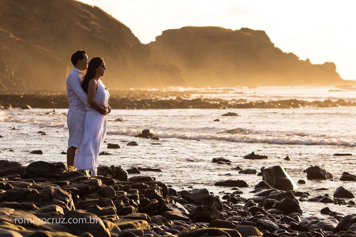 Escolhido pelo casal de noivos Mariana e Anderson para fazer o ensaio fotogreafico em Fernando de Noronha