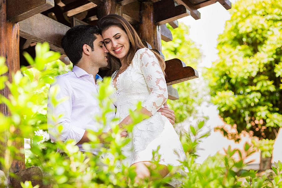 Lindo casal de noivos Erca Farat e Antonio de Matos no ensaio pré casamento em Campos do Jordão