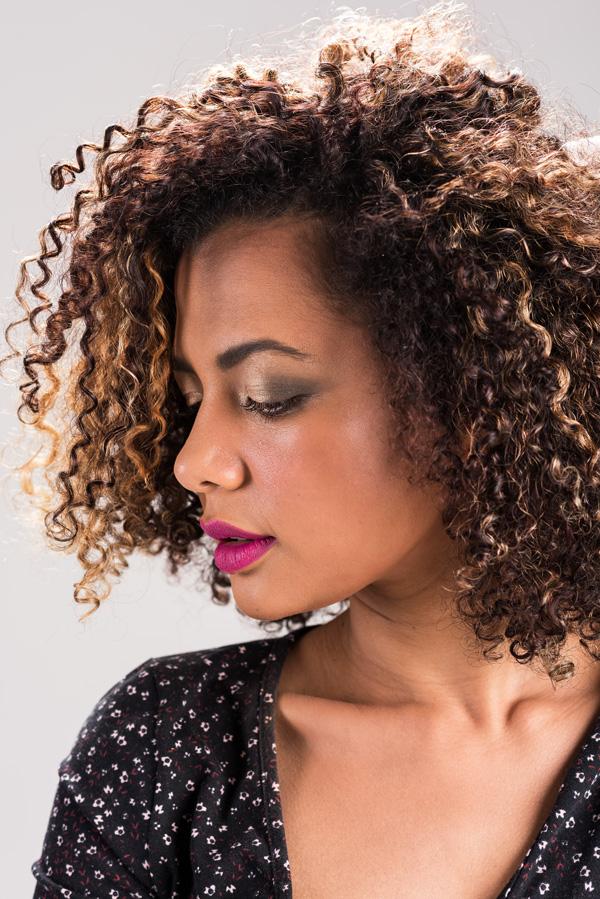 Fotógrafo Romero Cruz fez o ensaio fotográfico da modelo bela Ozanah Ferreira