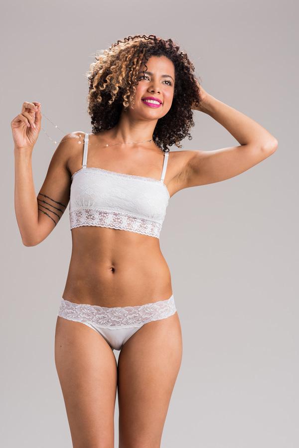 Romero Cruz fotógra experiente clica a belaza da modelo Ozanah Ferreira