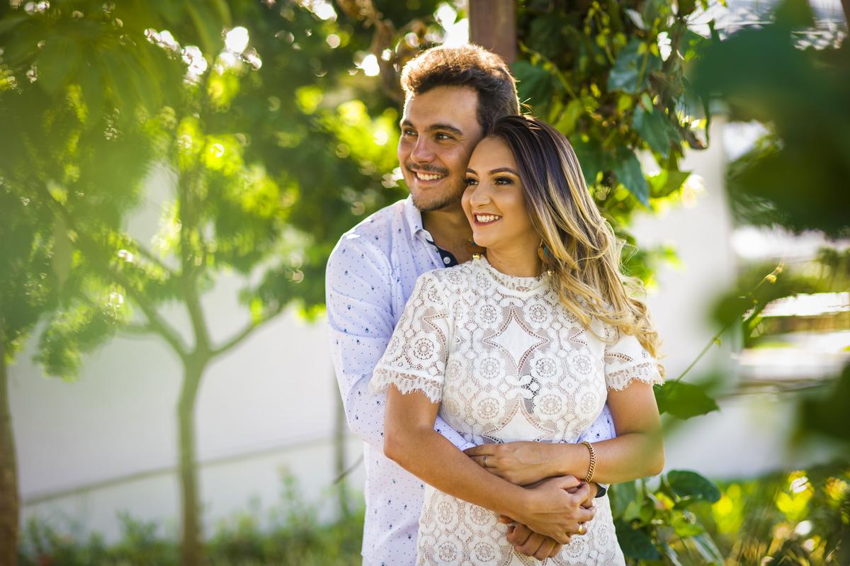 Foto de Nathália e Igor