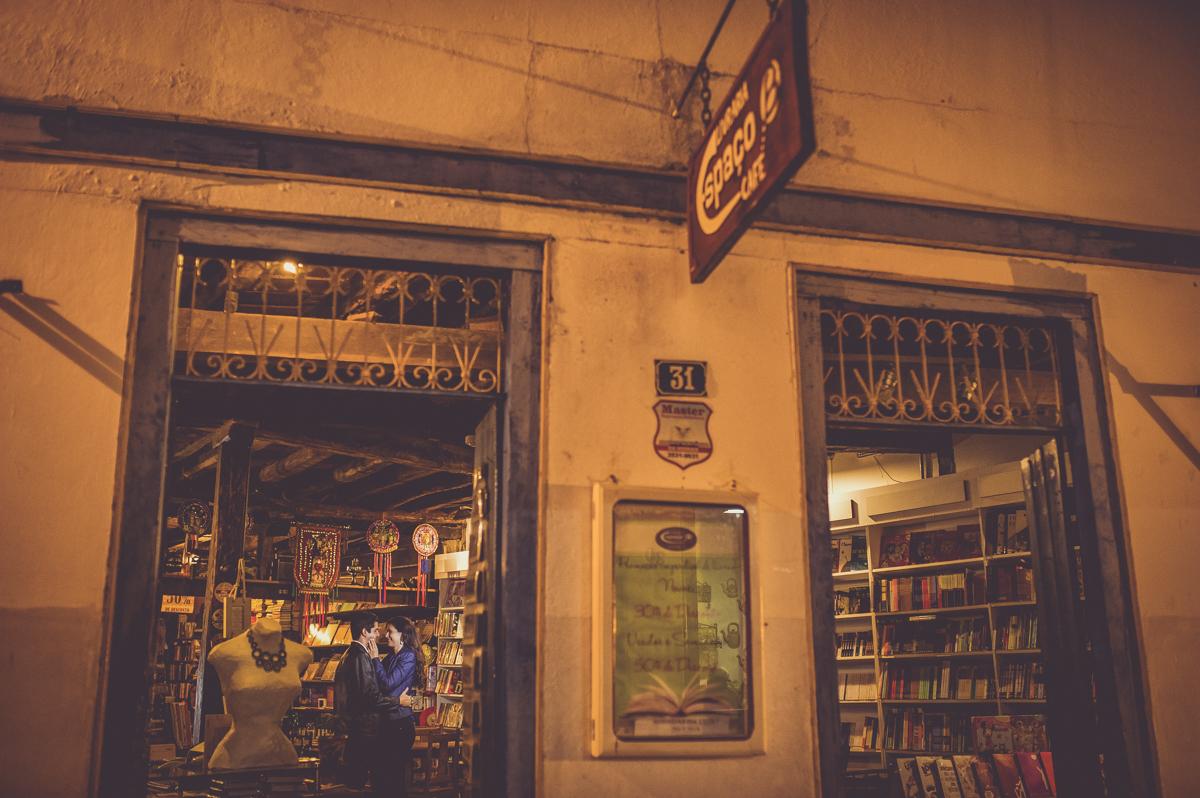 Bar Biblioteca em Diamantina-MG