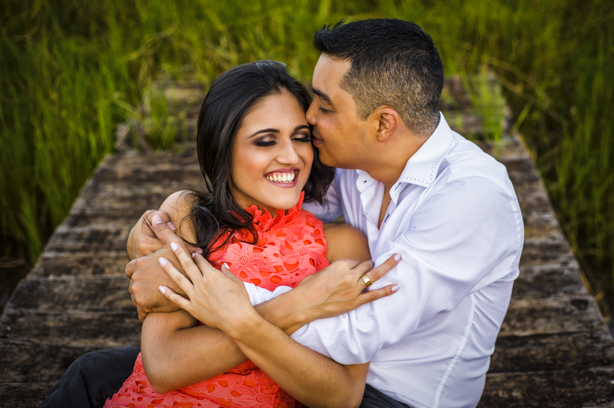 Foto de Juliano e Fernanda