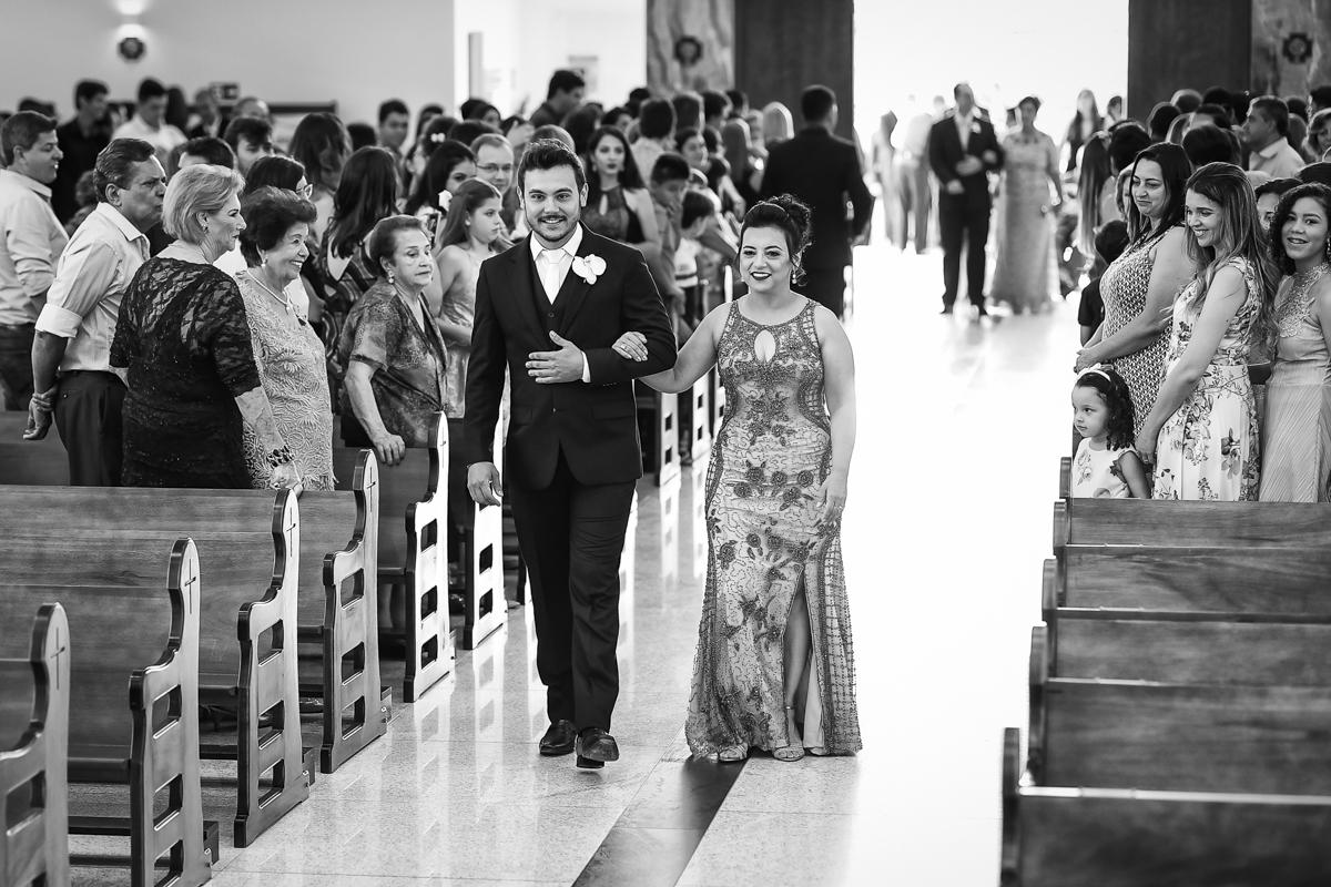 Foto de Nathalia e Igor