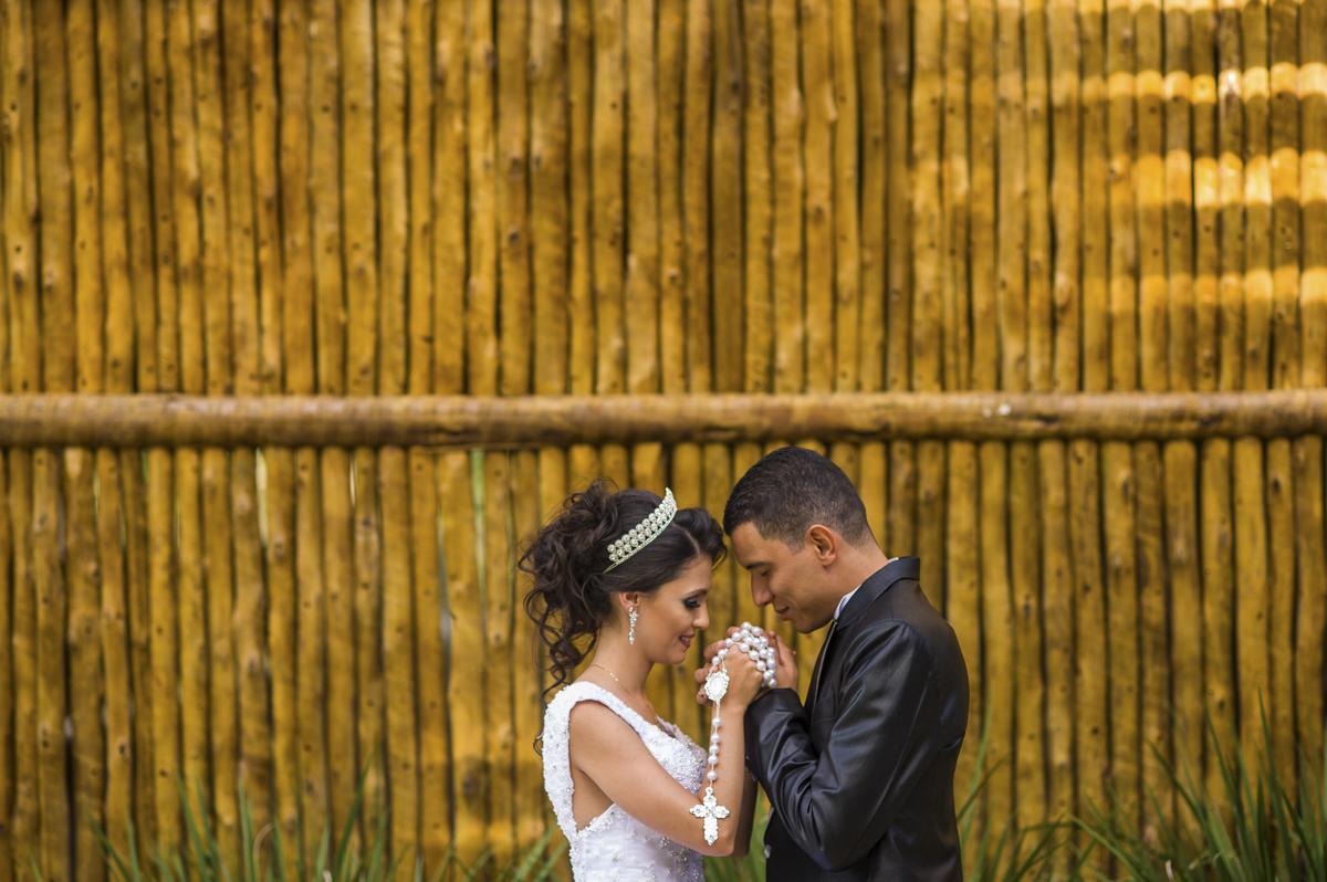 Foto de Lorena e Ricardo