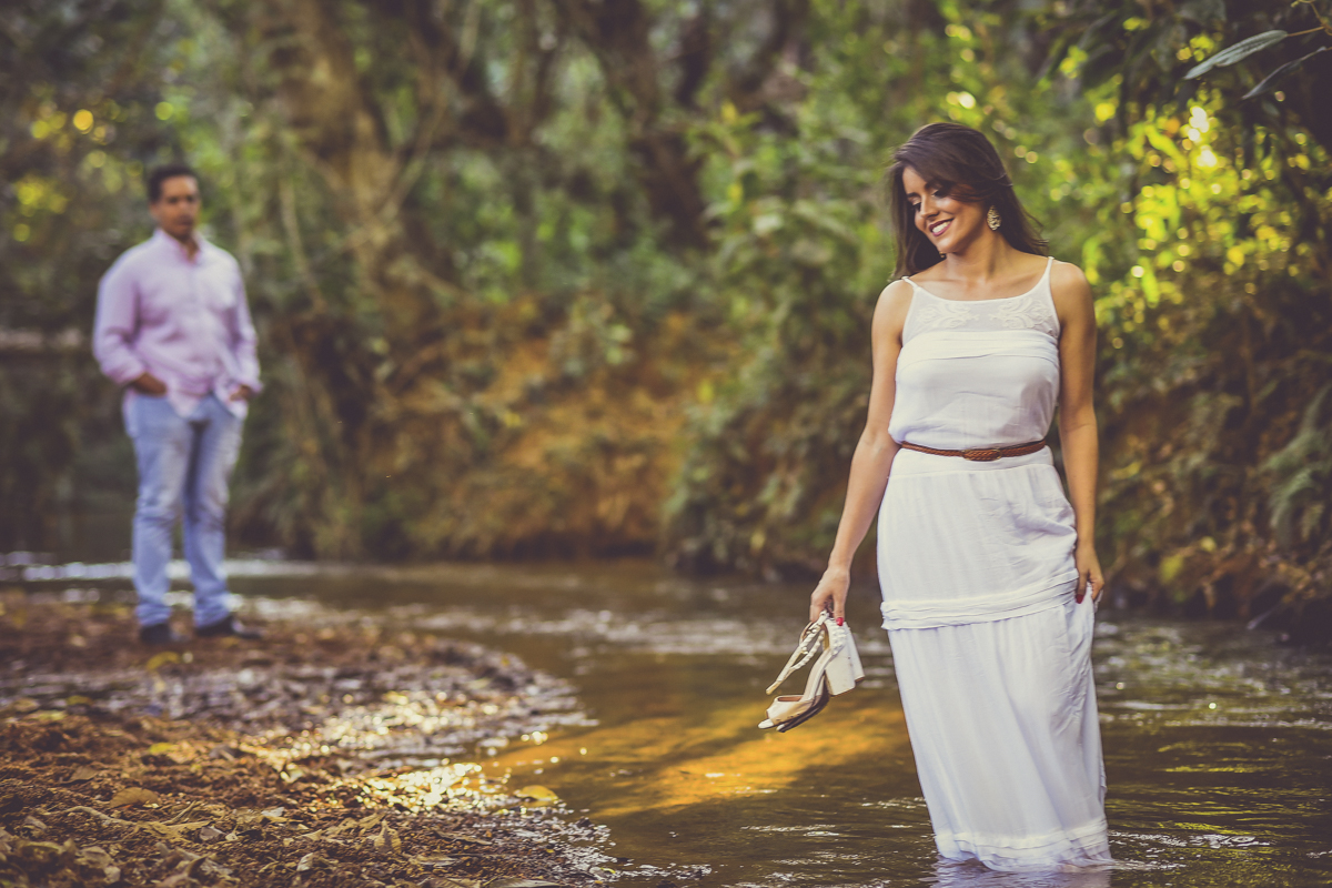 Foto de Layane e Neto