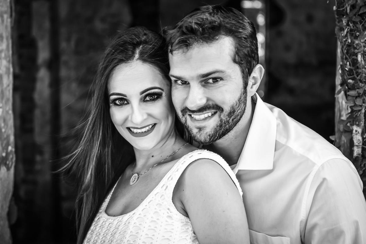 Foto de Leonardo e Fabiana