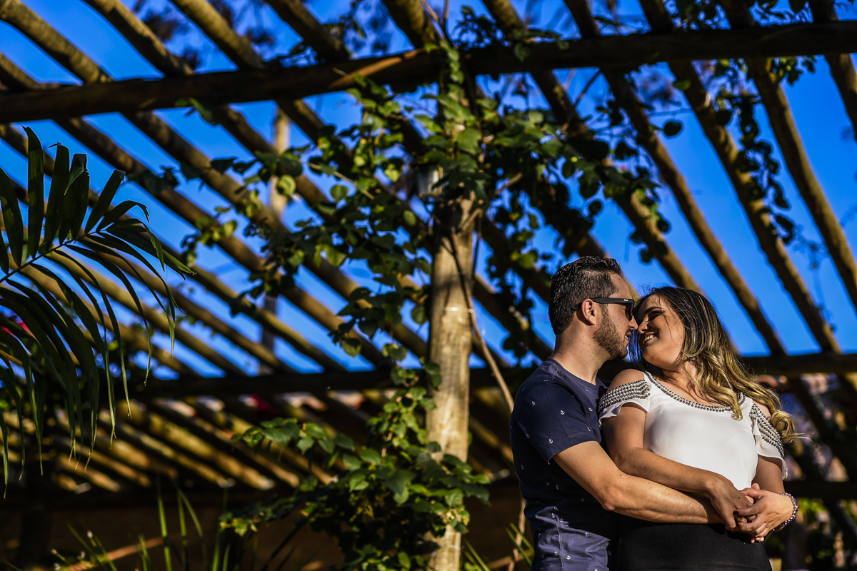 Foto de Isabel e Gustavo