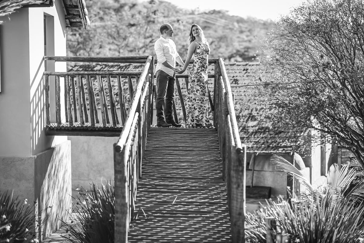 Foto de Jordana e Carlito