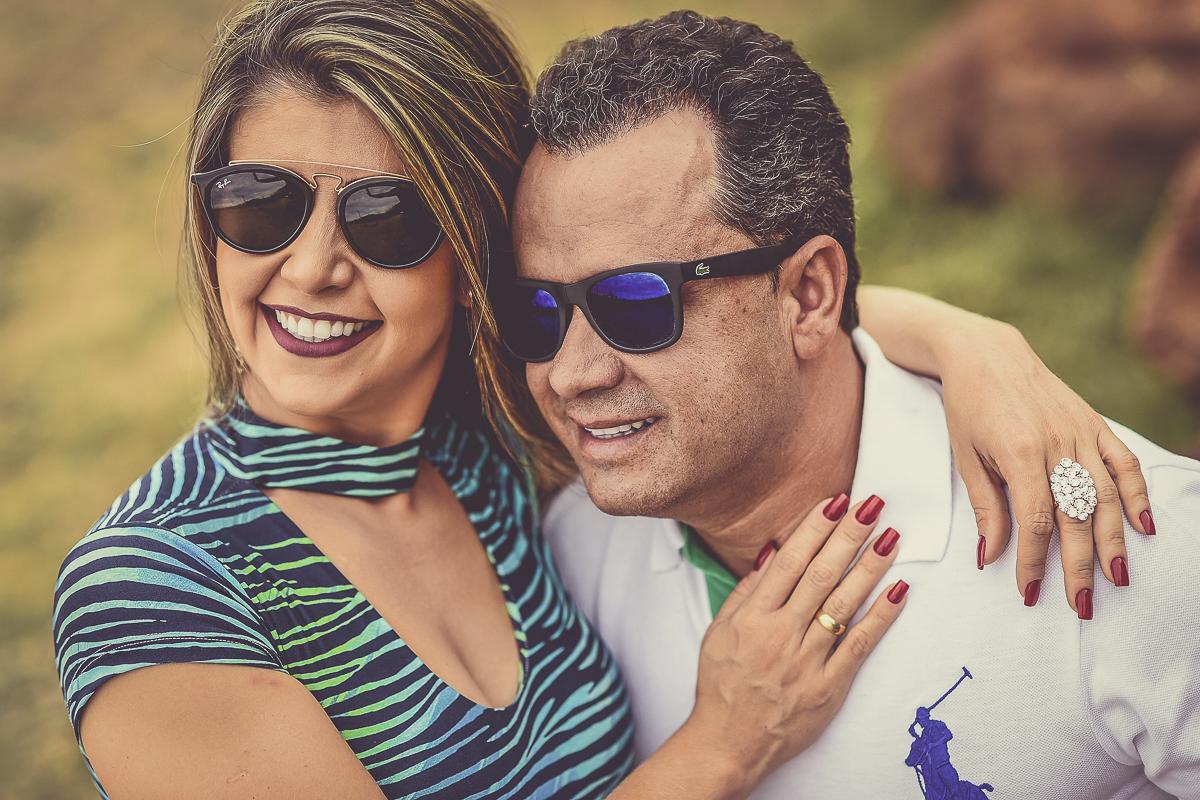 Foto de Daniela e José Carlos