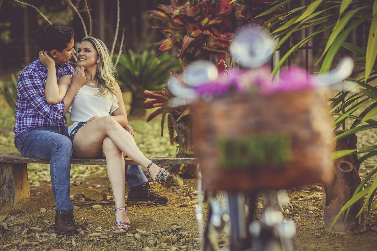Foto de Tamara e Fabrício