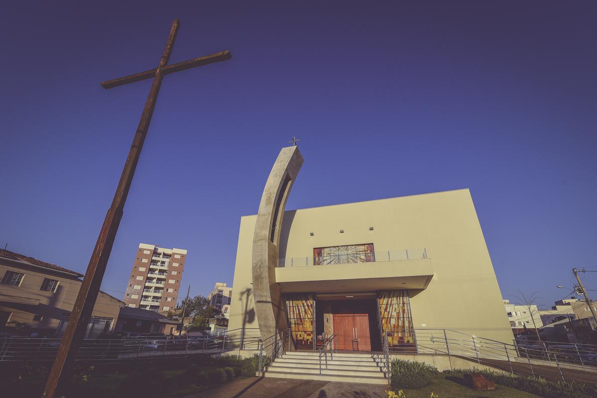 Igreja do Rosário Patos de Minas-MG, Casamento Isabela e André Nakao
