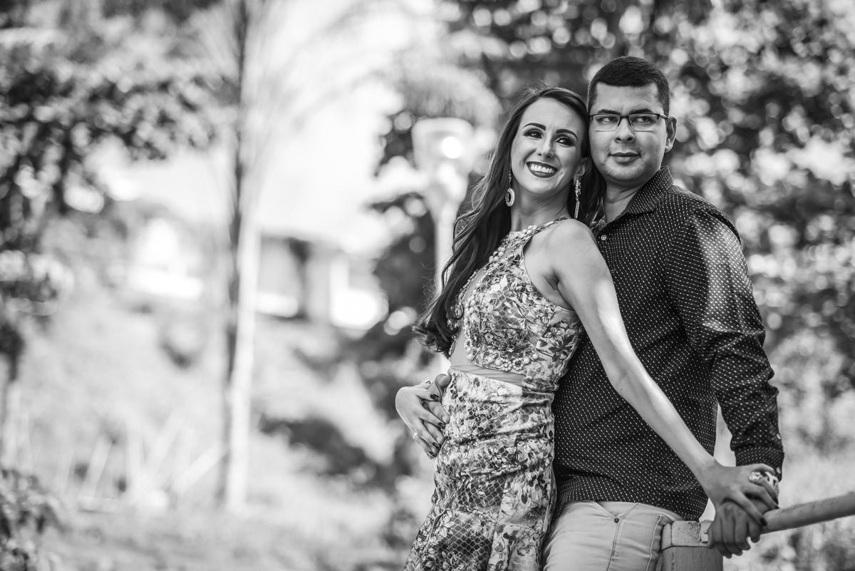 Foto de Ana Paula e Leandro