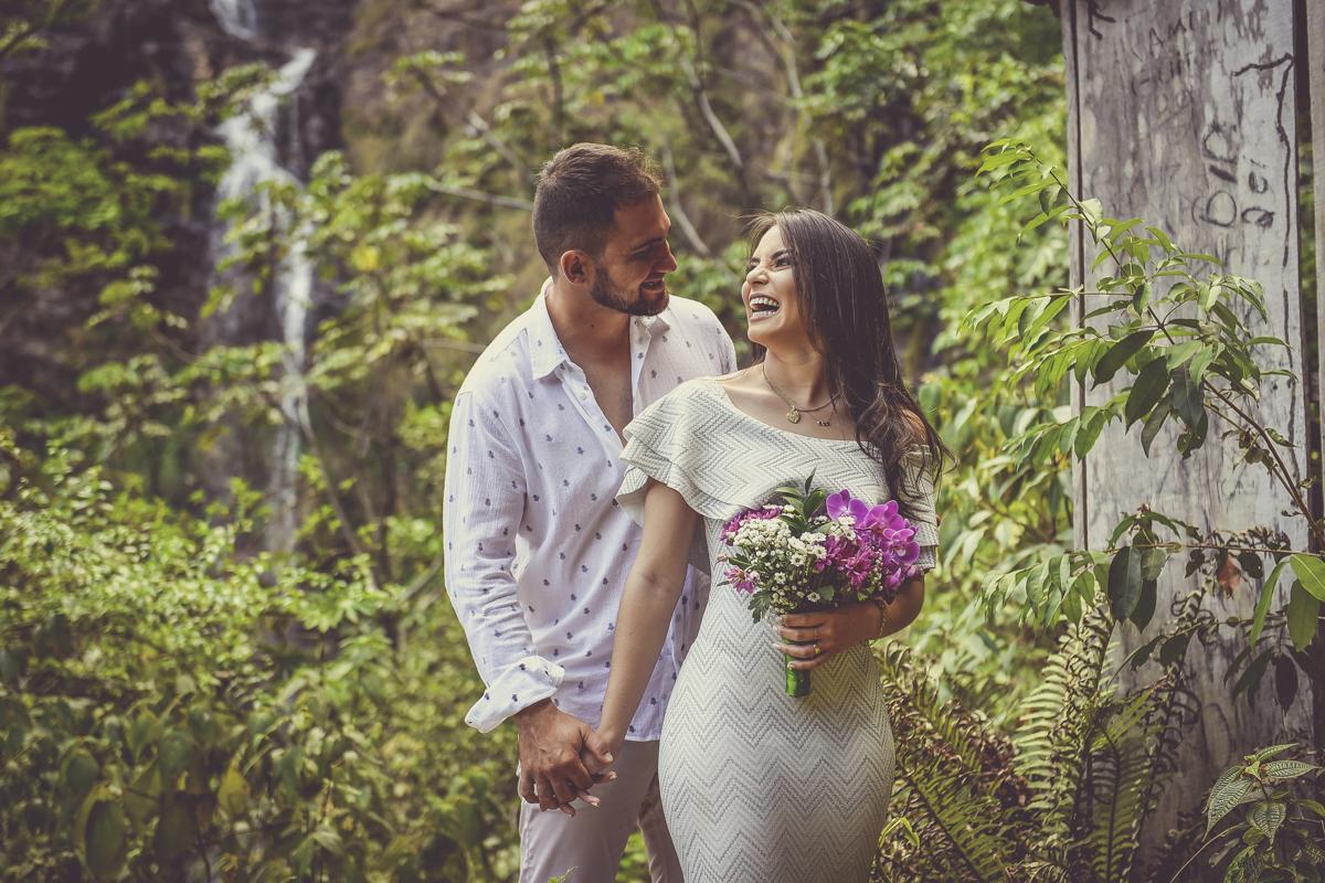 Foto de Roberta e Eduardo