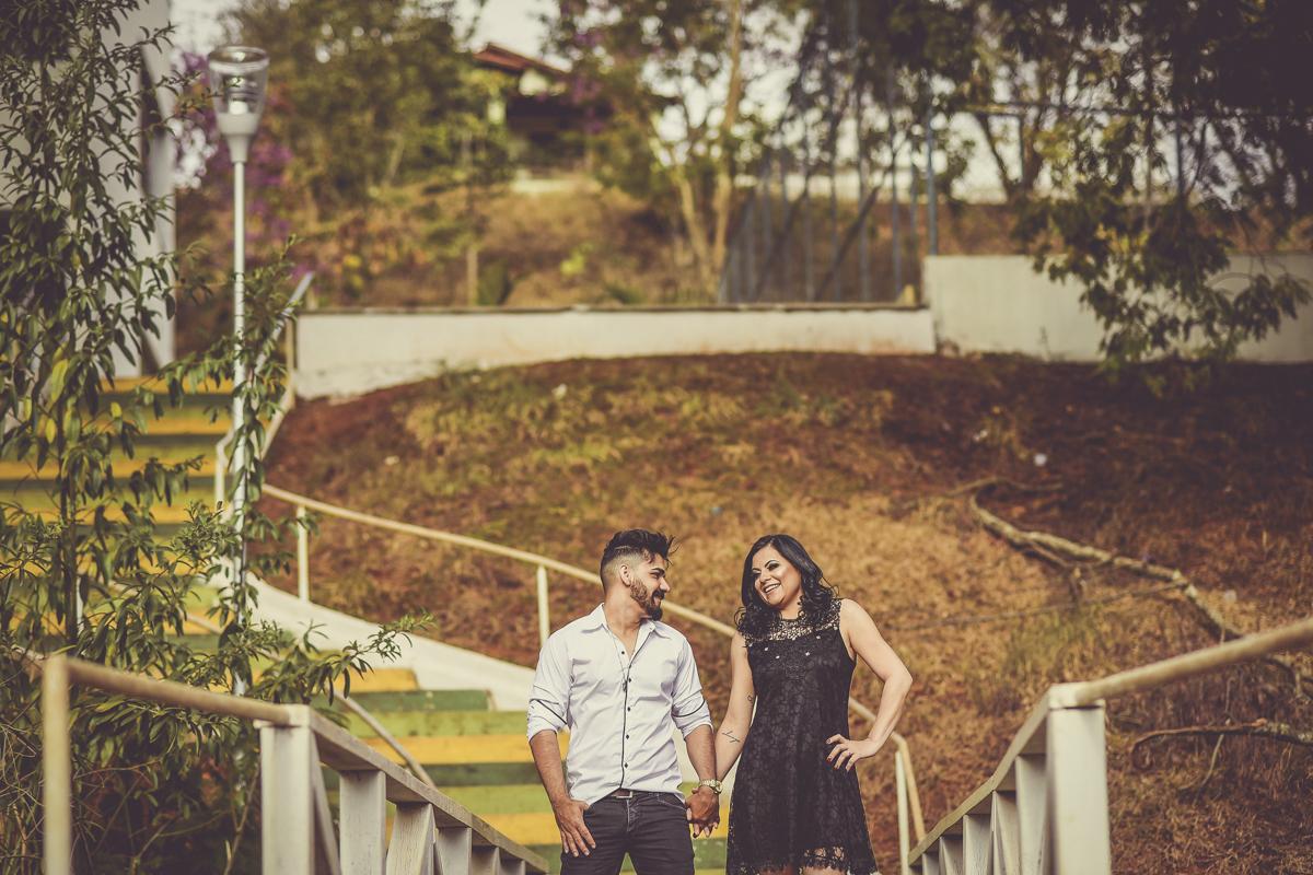 Foto de Uiara e Ivan