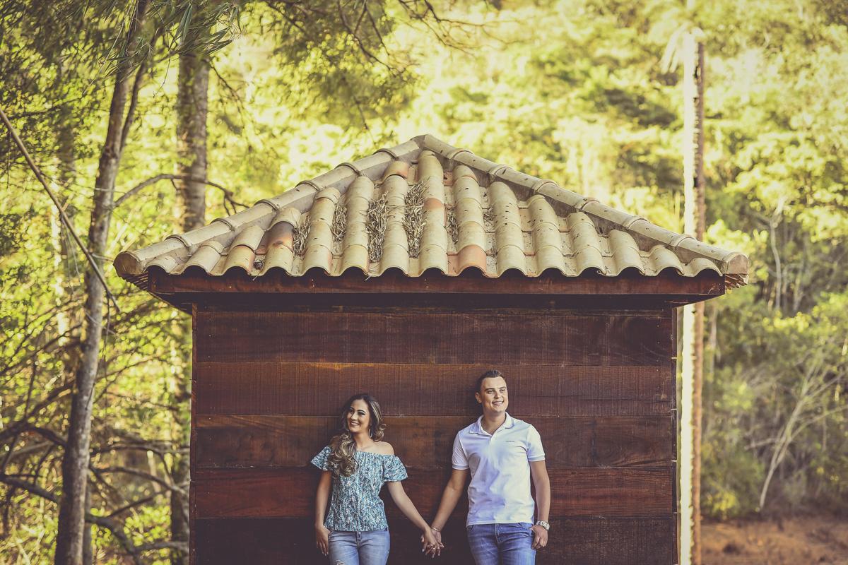 Foto de Walter e Laís