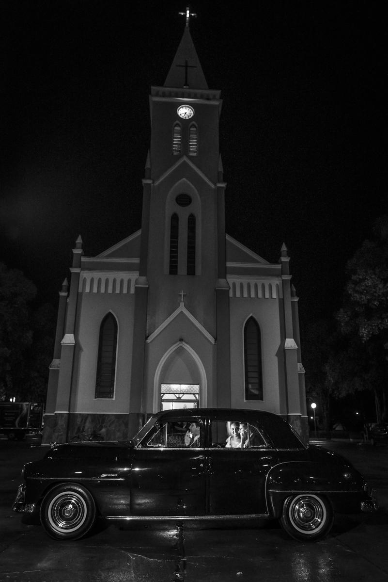 Foto de Thaynara e Thiago