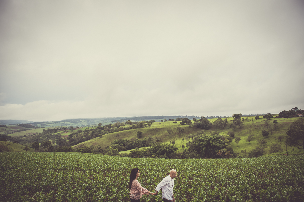Foto de Cristiane e Wellington