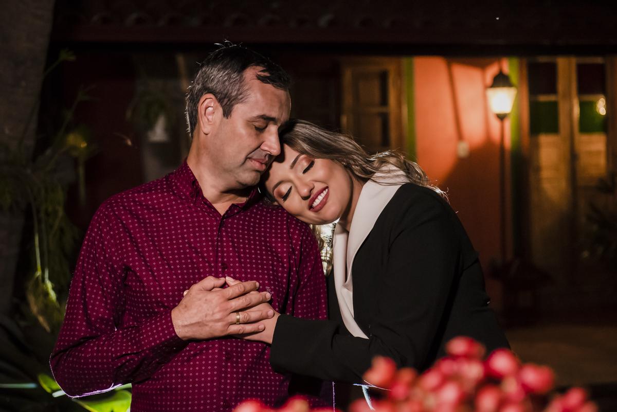 Foto de Helen e Marcos