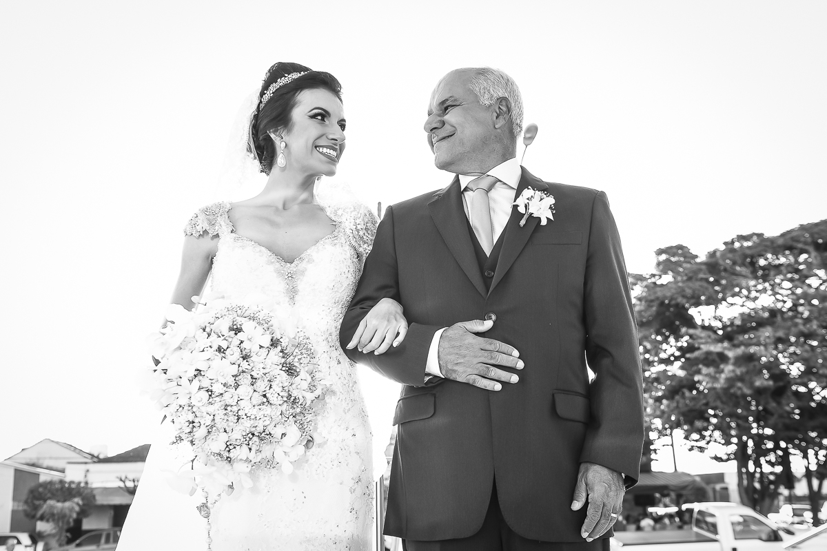Foto de Casamento Érica e André