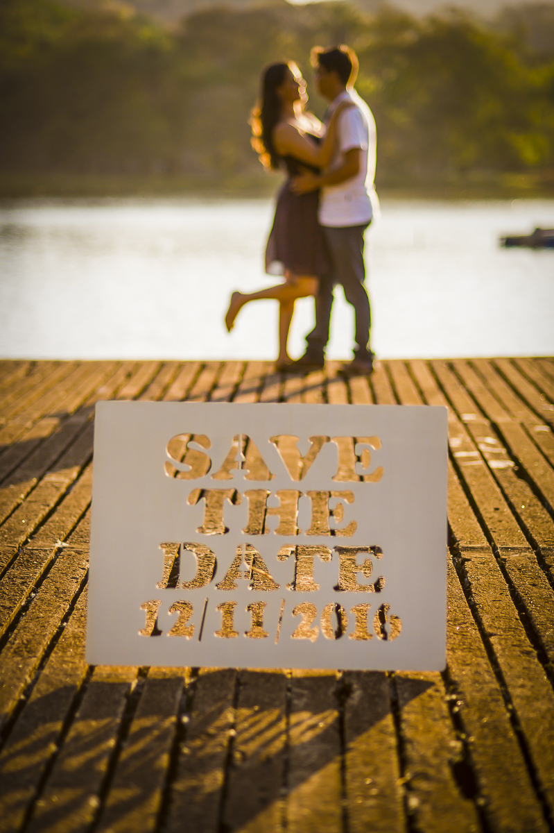 Foto de Daniela e Rafael Vidal - Ensaio namorando