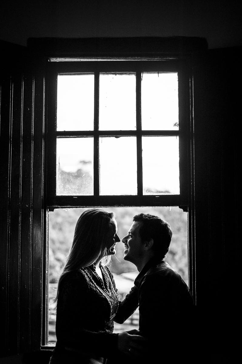 Foto de Lidiane e Henrique-Ensaio namorando