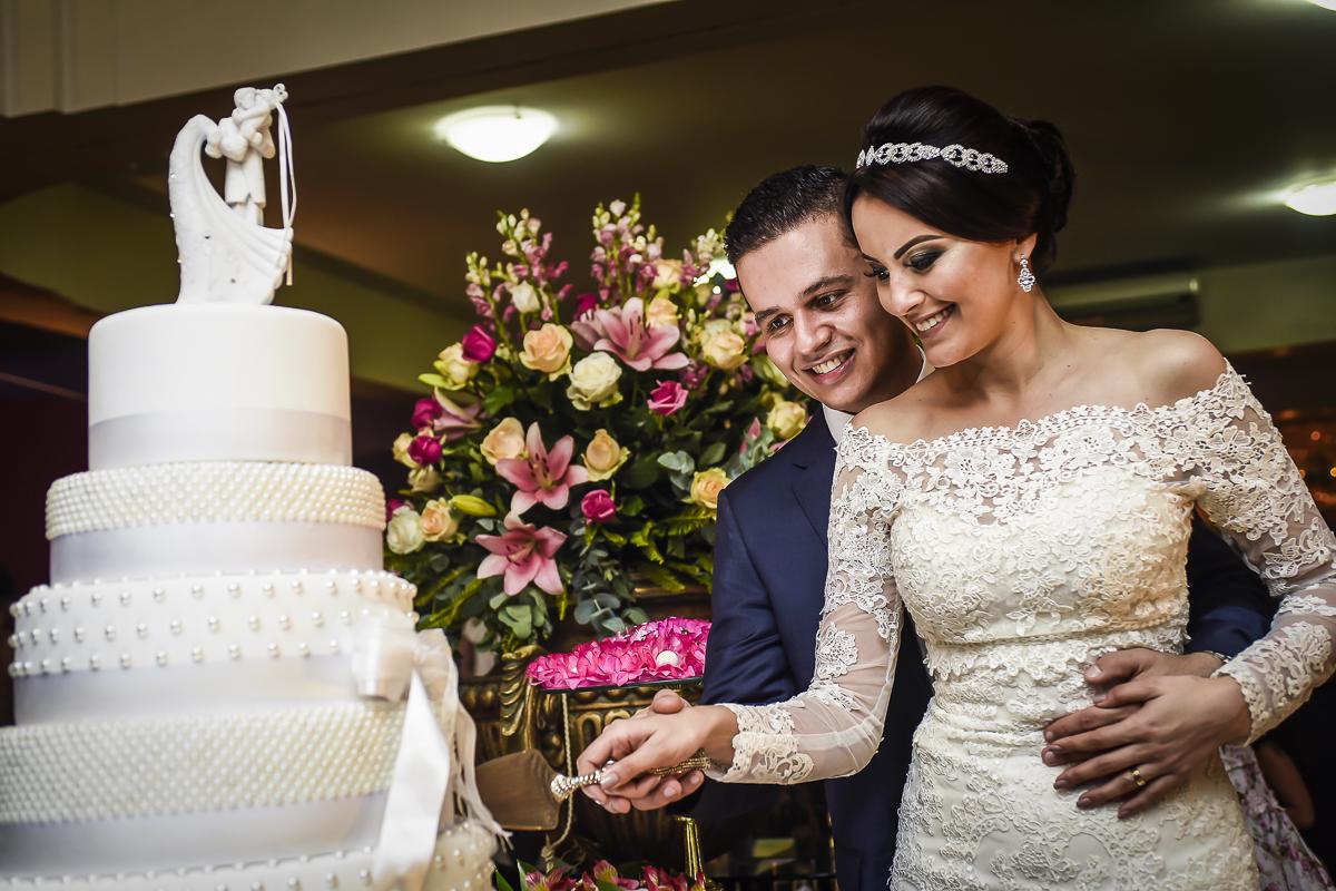 Foto de Casamento Tuane e Jonas - Patos de Minas-MG