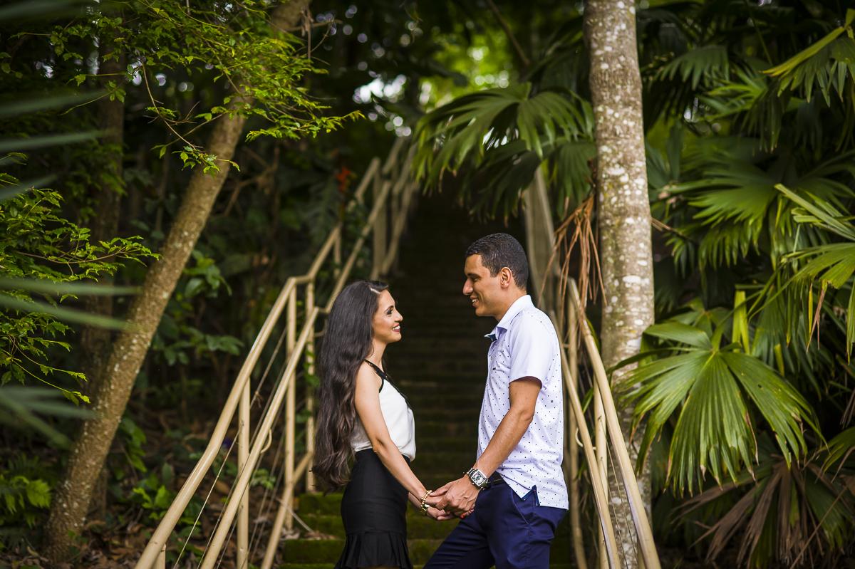 Foto de Lorena e Ricardo - Sessão Namoro