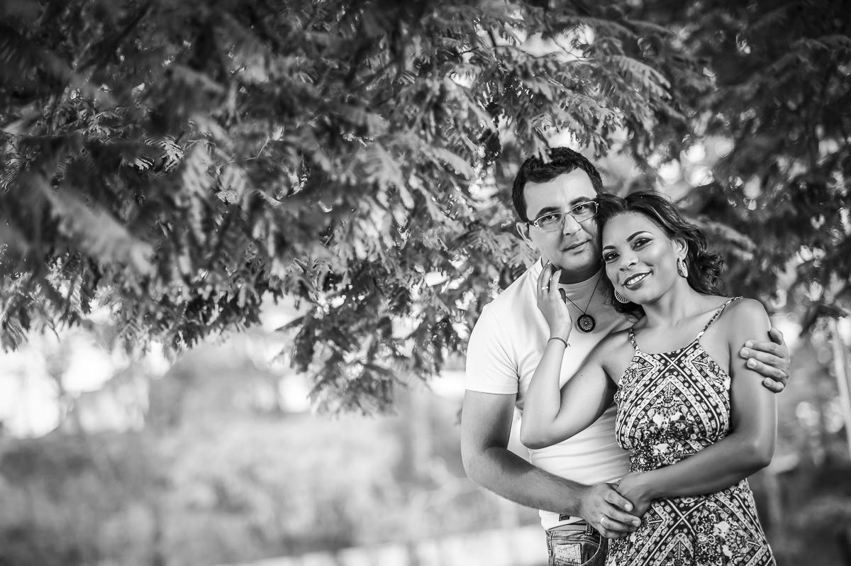 Foto de Elisângela e Gelvânio - Ensaio Namoro