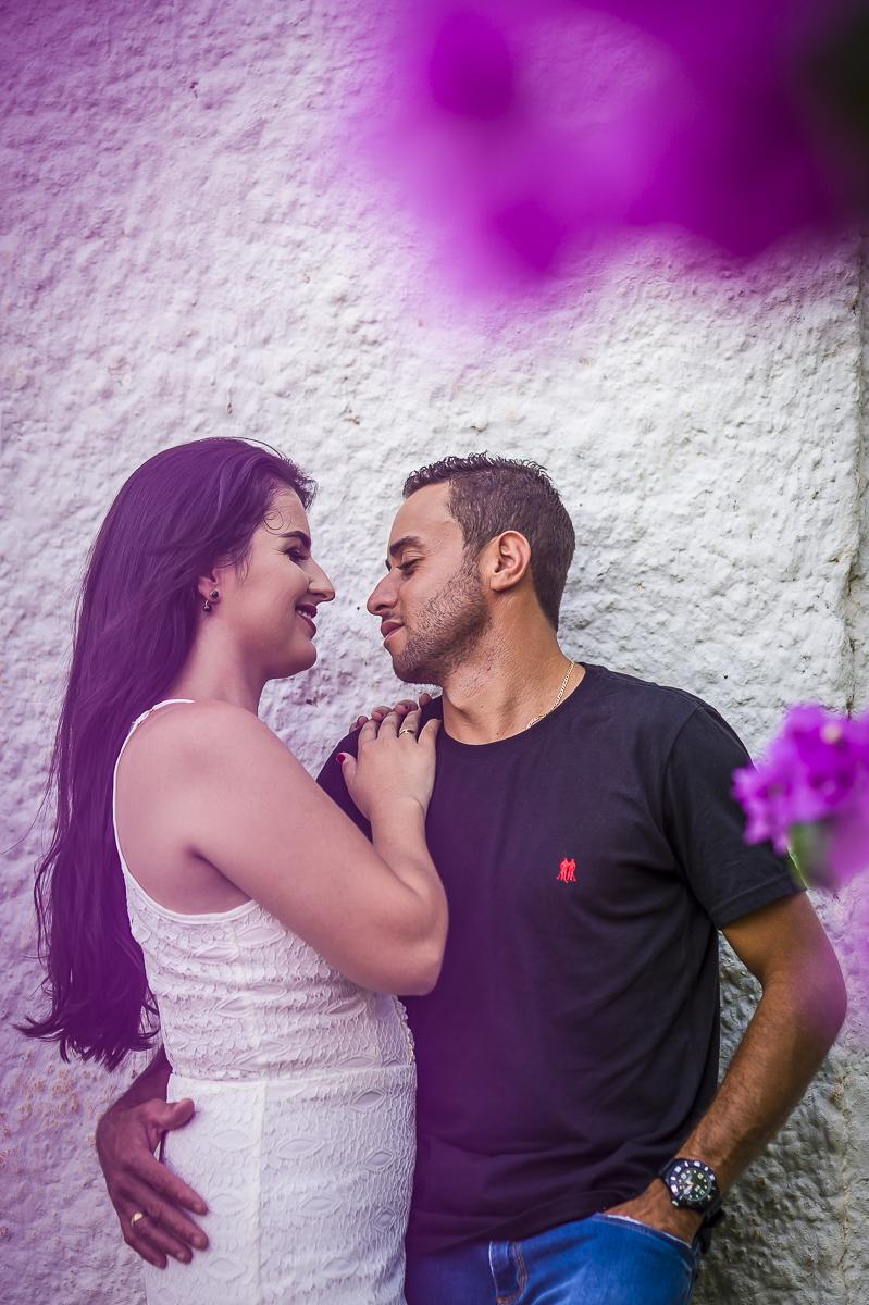 Foto de Paloma e Wenderson - Ensaio Namoro