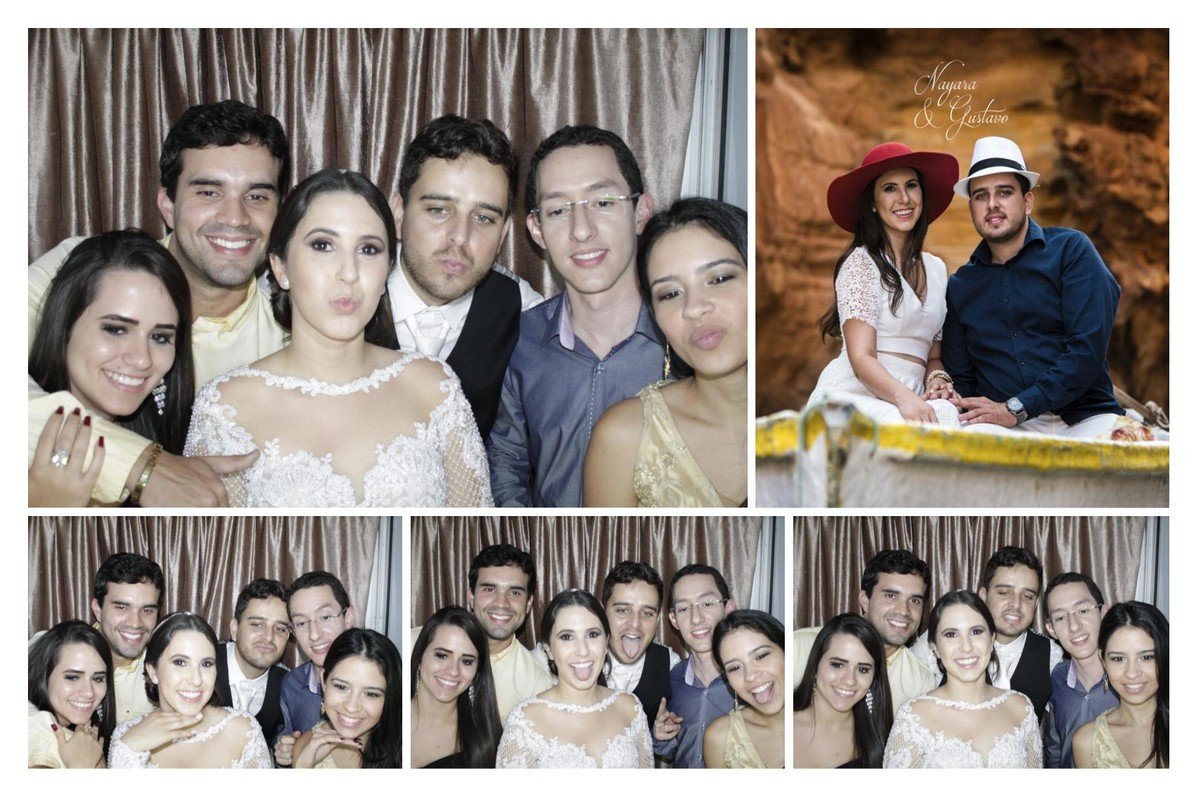 Foto cabine, Cabine de fotos, fotos divertidas, studiojr, Casamento, foto both, casamento de Nayara e Gustavo,