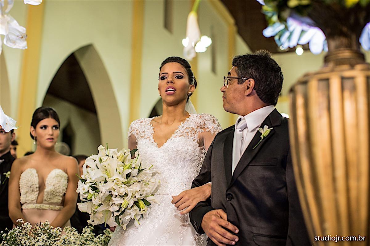 ntrada da noiva na igreja