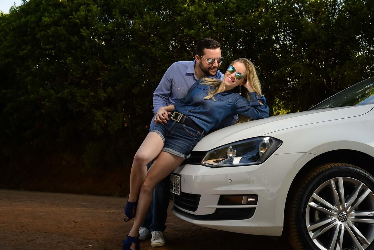 Foto de Pré Wedding Amanda e Thiago