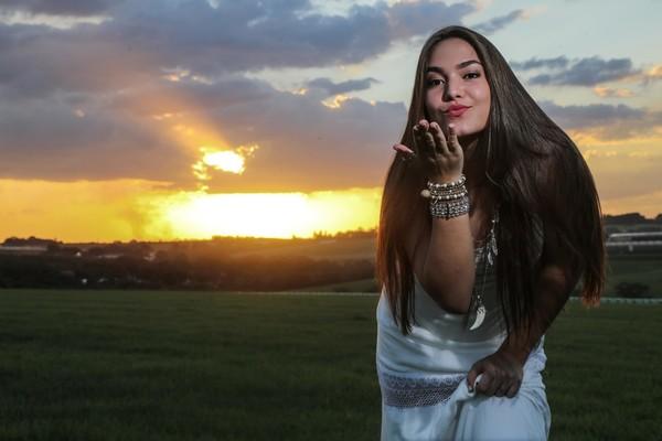 Ensaios de Session Giovanna 15 anos