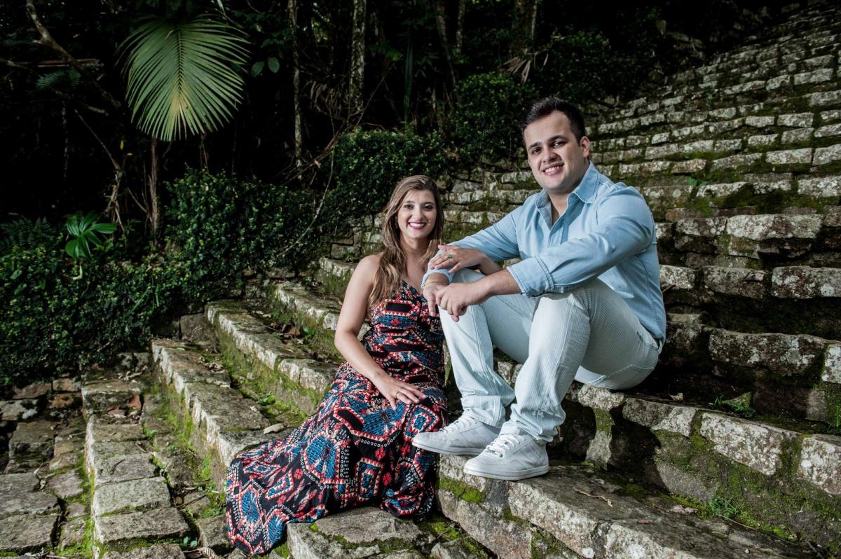 Foto de Bianca e Rafael Pré Wedding