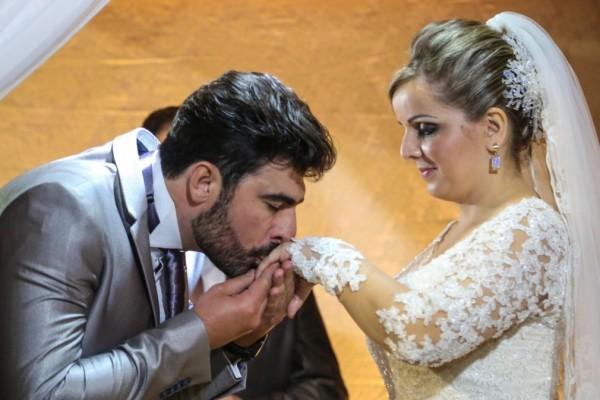 casamento de Lilian & Junior
