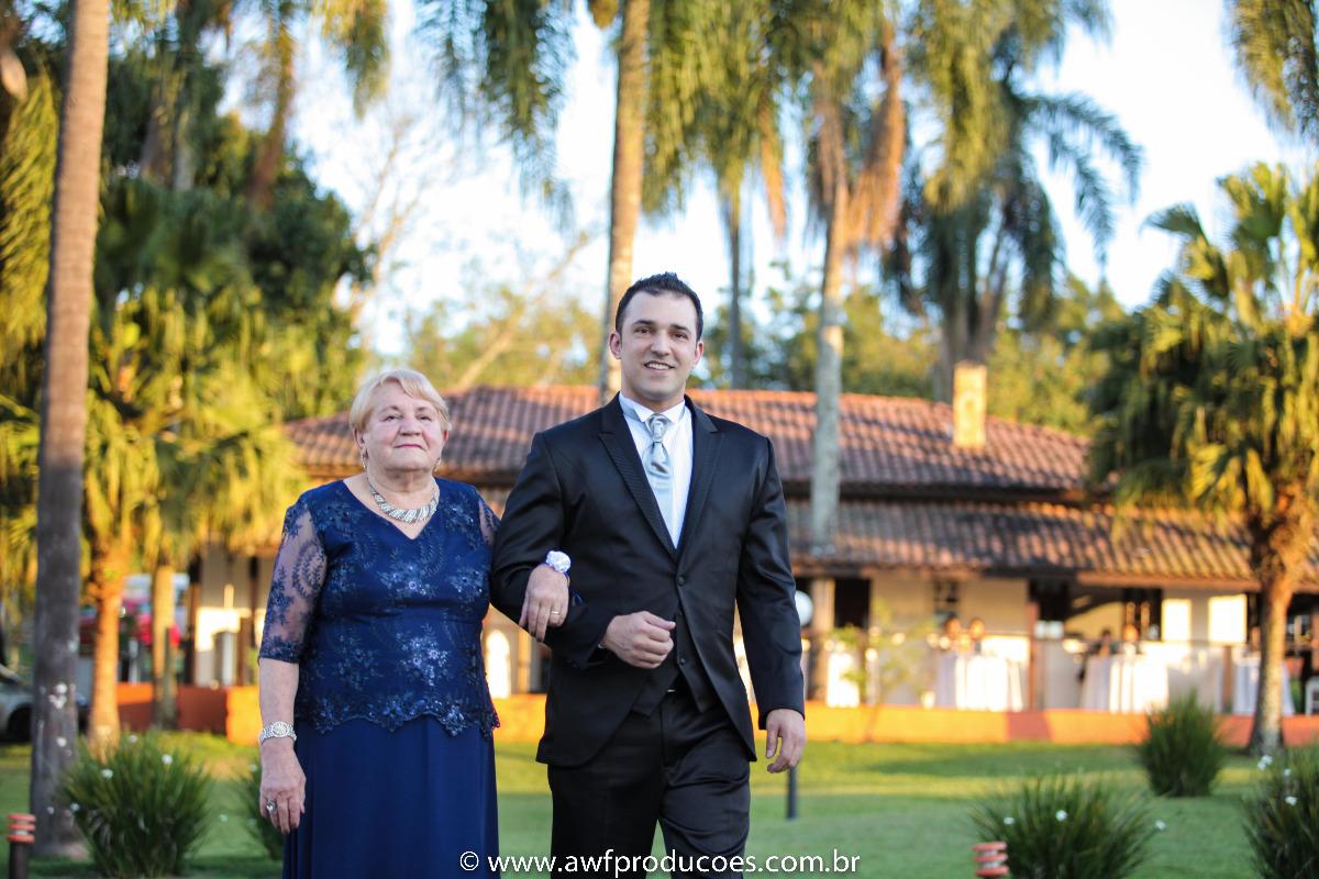 Foto de Deborah e Paulo