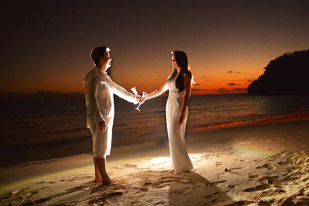 sob o recorte da luz, um amor intenso