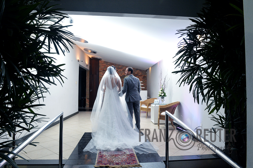 entrada de noivos