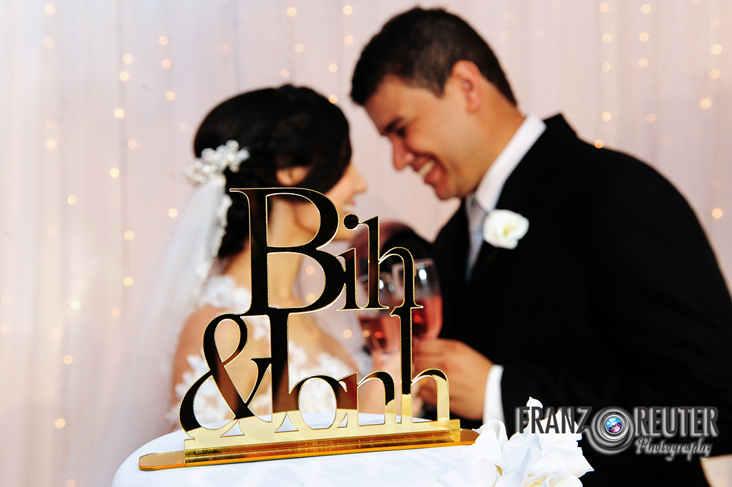 Foto de Brisa e John
