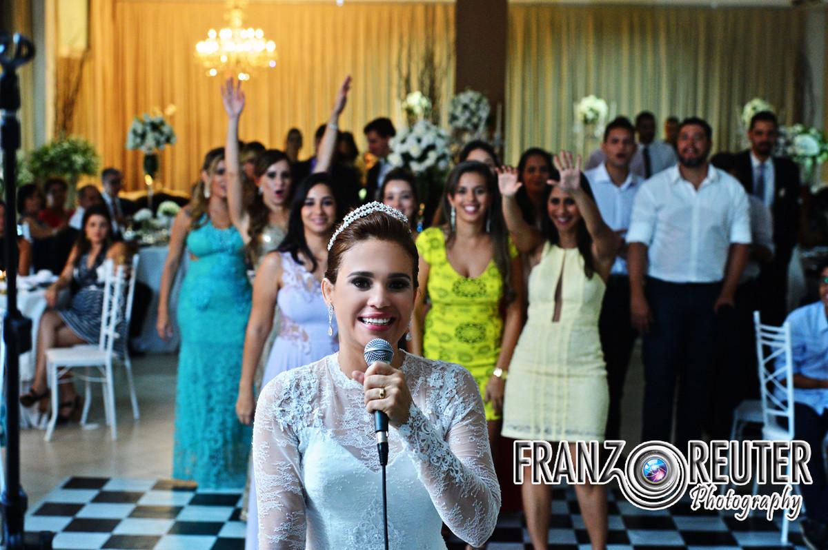 Foto de Viviane e Jorge