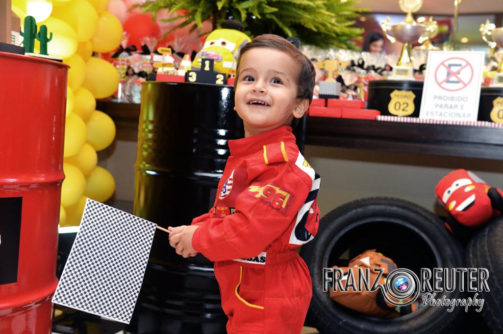 Foto de Carros Disney -Pedro Abbas 2 anos