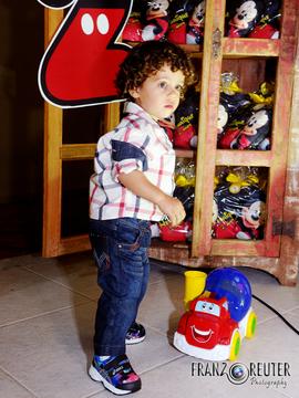 Aniversários de Henrique 2 Anos em Bangalay - Feira de Santana