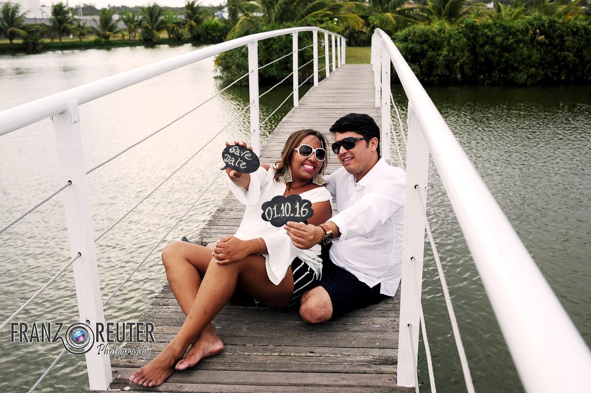 Foto de Ensaio de Ada e Sinho