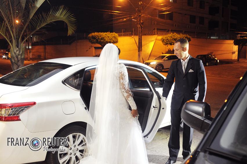 saída noiva