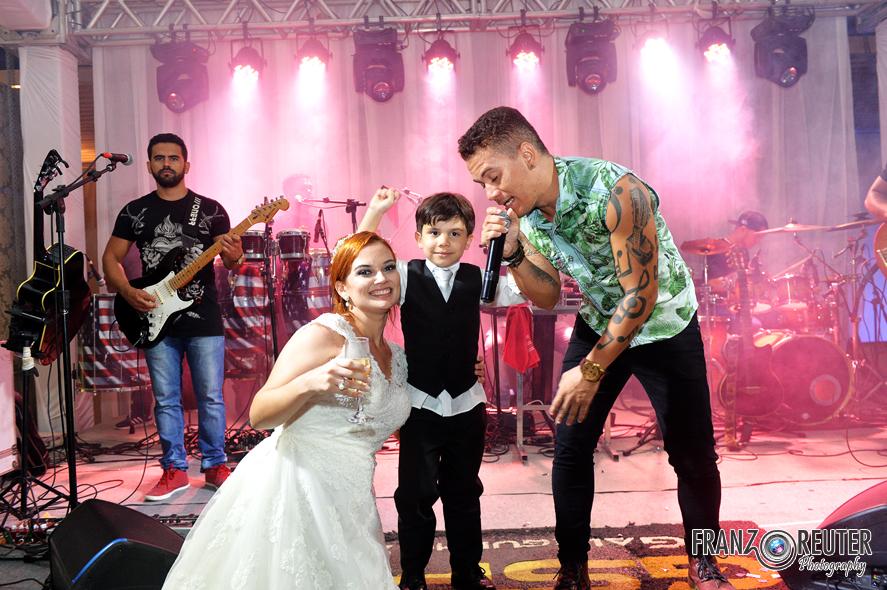 Foto de Felipe e Mila