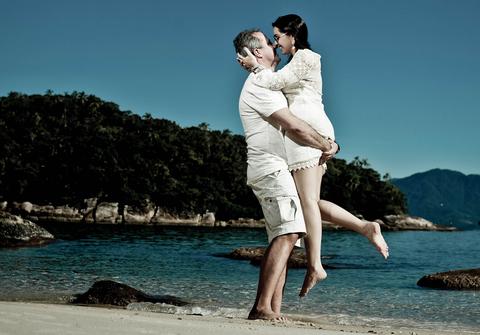 e-session I pré-casamento de Naiara e Mauro
