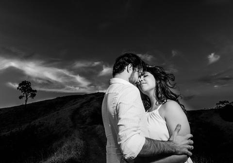 e-session I pré-casamento de Carol + Jonas