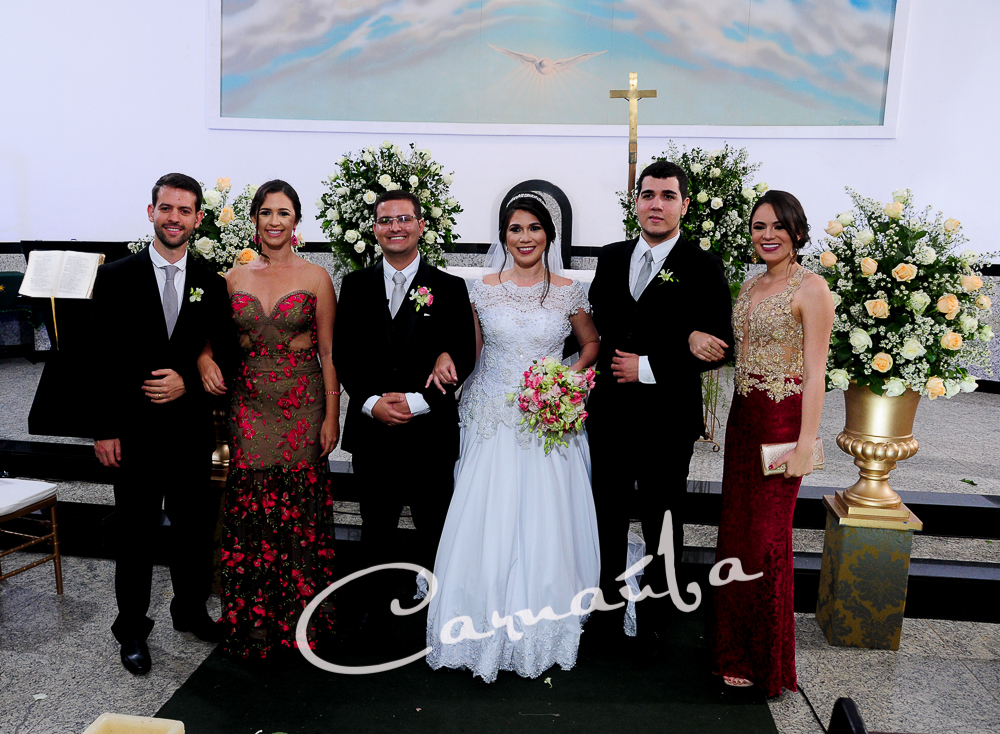 Foto de Wedding Thalyta + Cassio